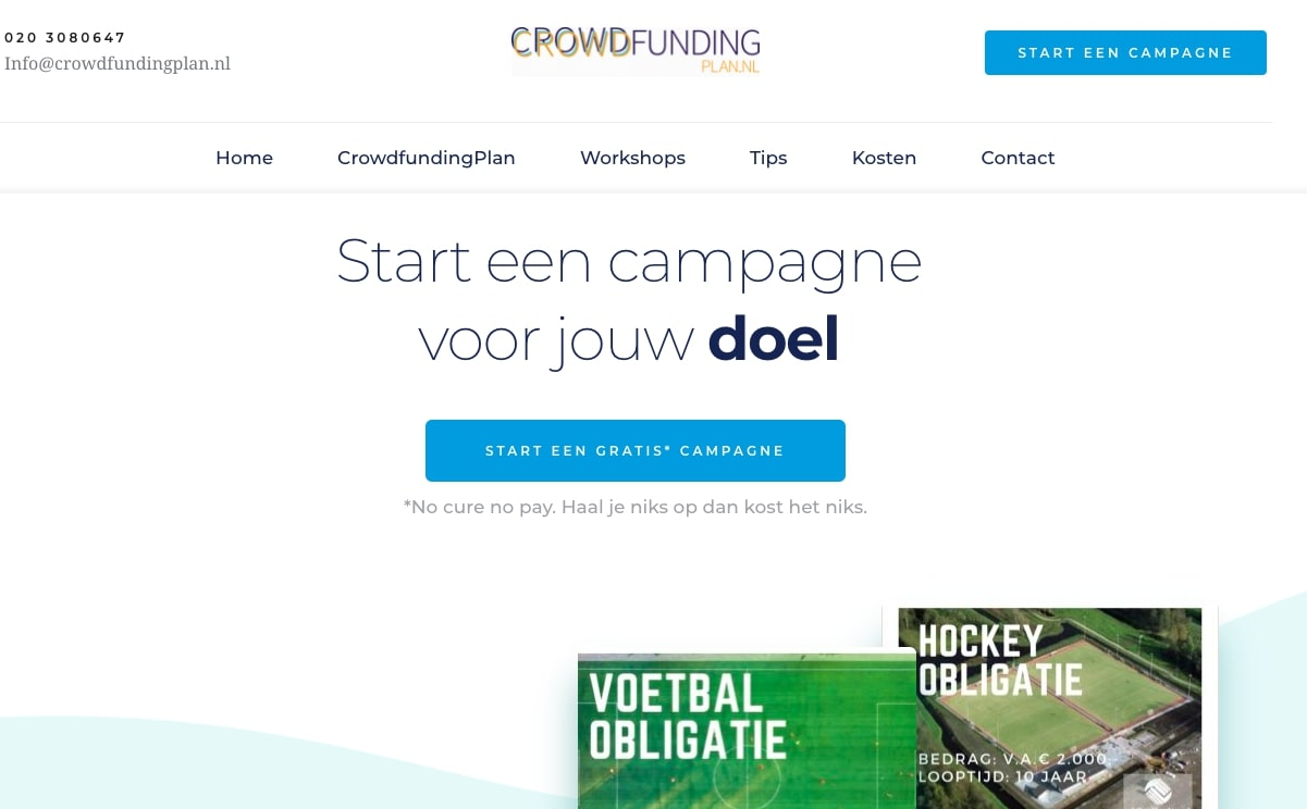 CrowdfundingPlan